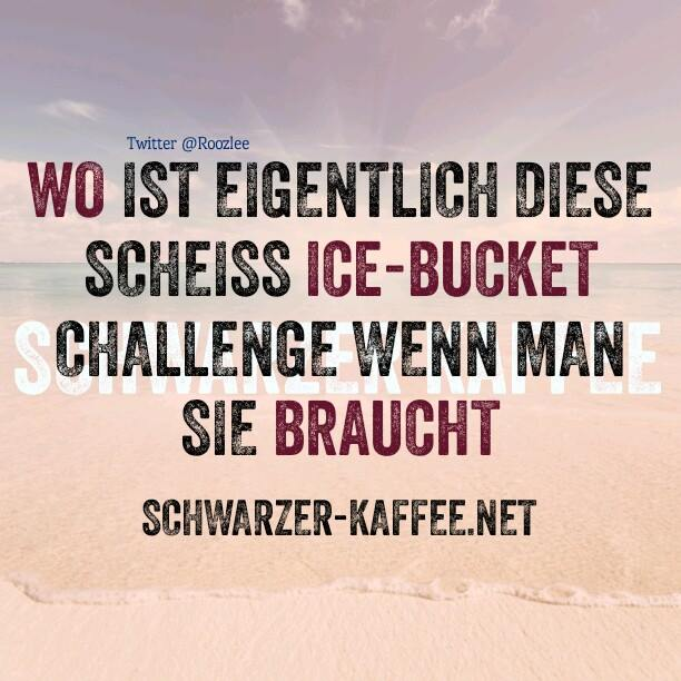 ICE-BUCKET CHALLENGE