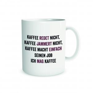 Ich mag Kaffee