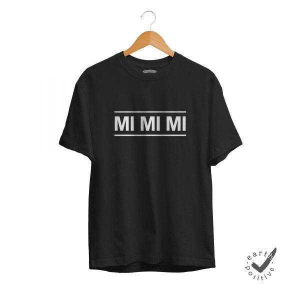 herren-MI-MI-MI-schwarzes-shirt